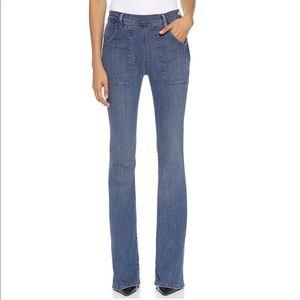 Frame High Rise Le Flare de Francois Denim Jeans